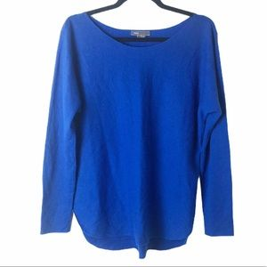 Vince cashmere crew neck lightweight sweater